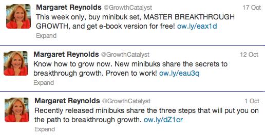 Margaret Reynolds Tweets
